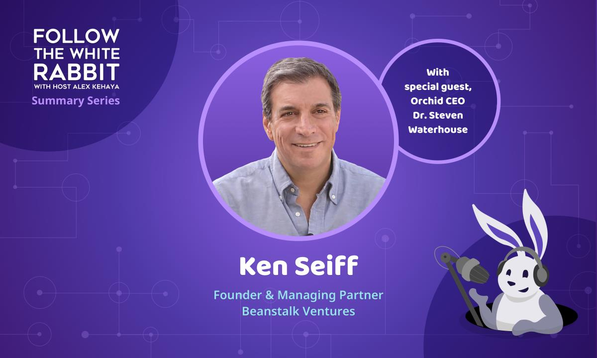 Beanstalk Ventures Managing Partner Ken Seiff on the dark side of the Internet