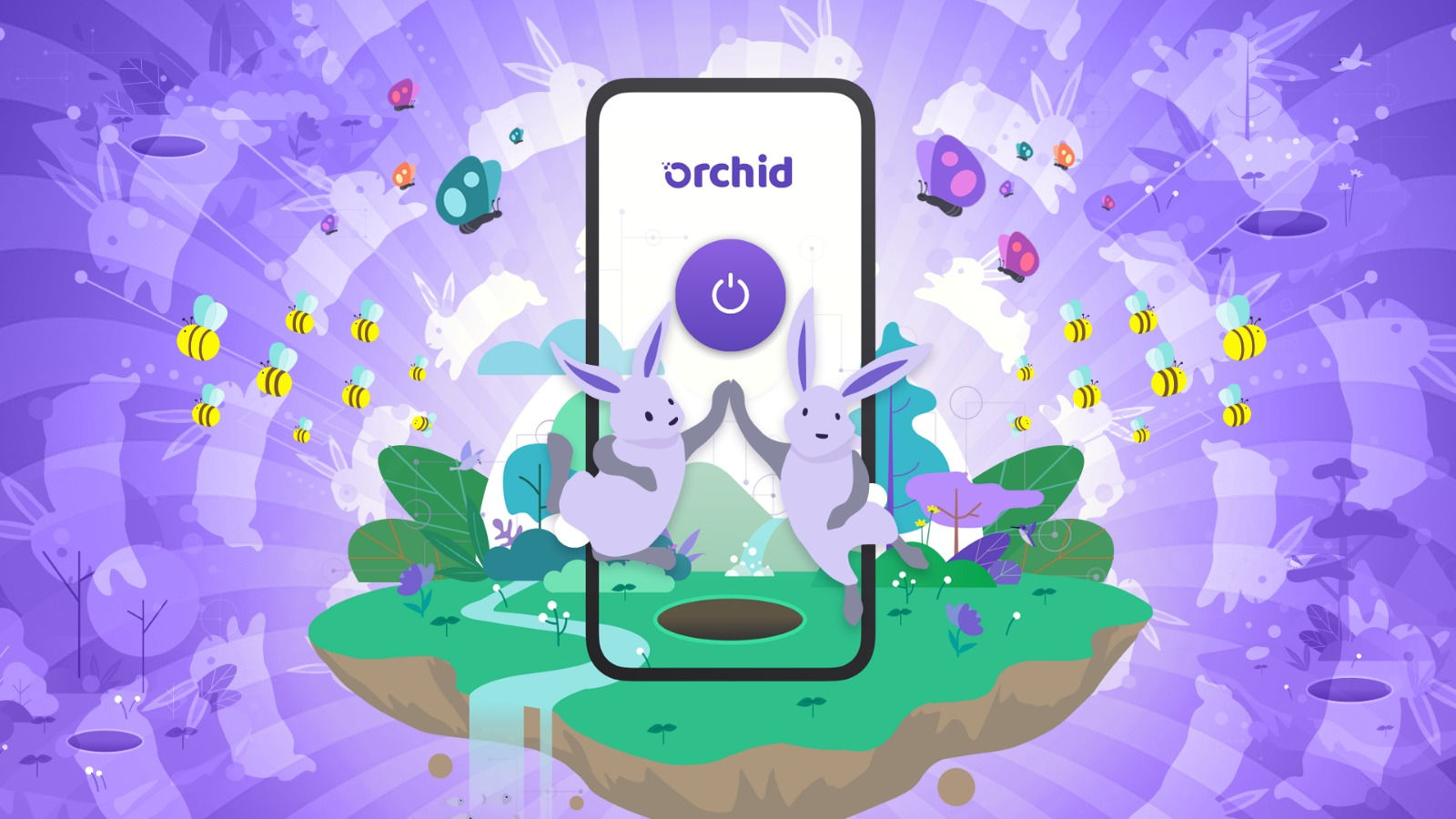 Orchid's Privacy Network Launches