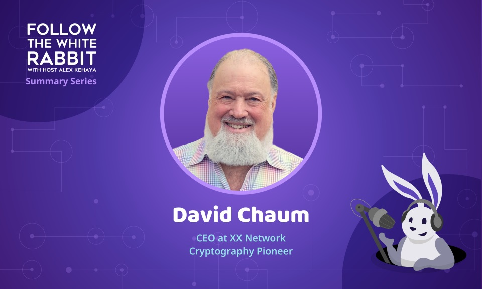 Crypto pioneer David Chaum on election security and the decline of democracy