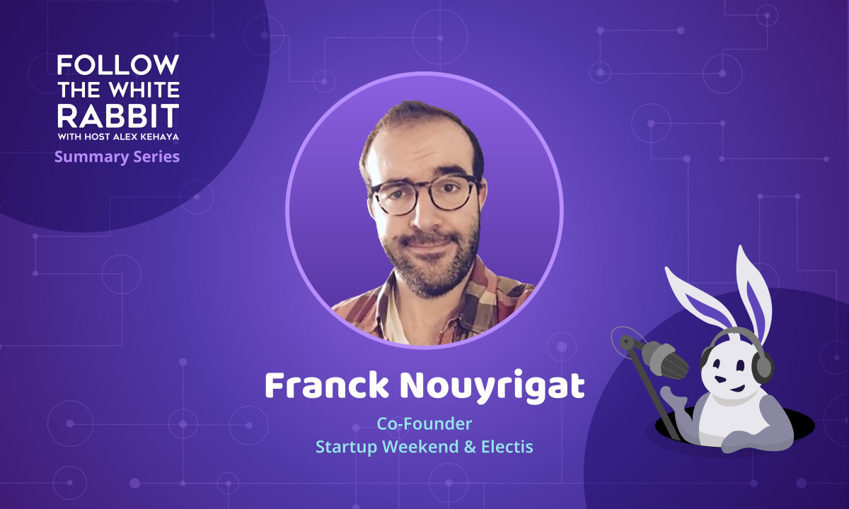 Franck Nouyrigat on the Future of Democracy and Decentralized Elections
